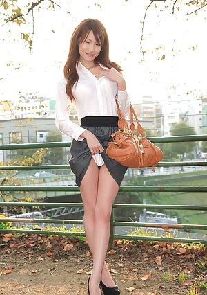 Asian Upskirt
