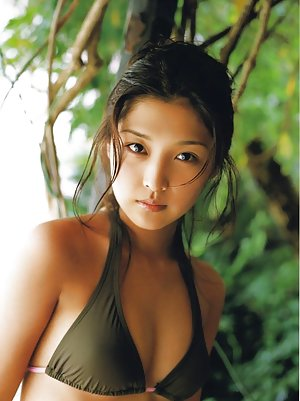 Nude Asian Coed