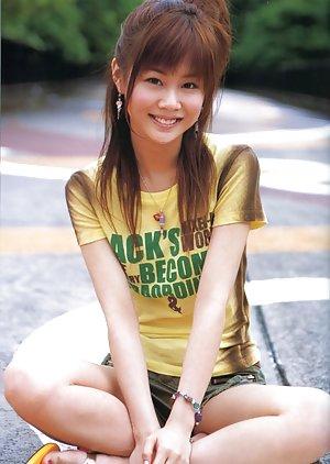 Nude Asian Teen