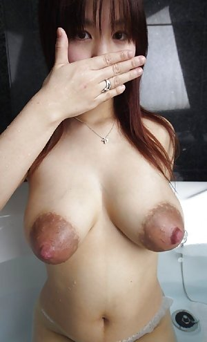Big Nude Asian Tits