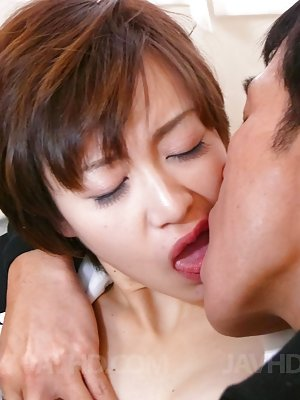 Nude Asian Kissing
