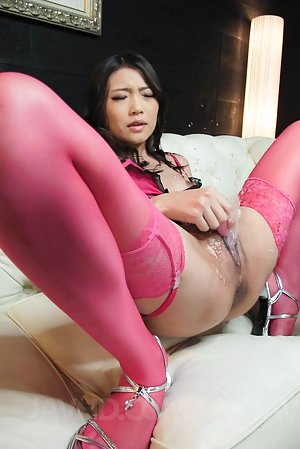 Nude Asian Masturbating