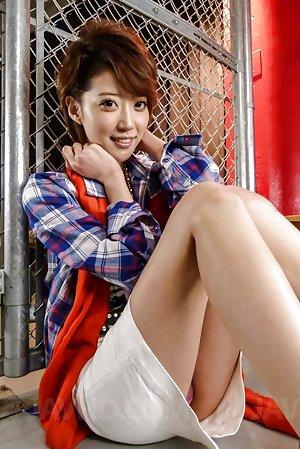 Asian Mini Skirt