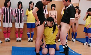 Nude Asian Group Sex