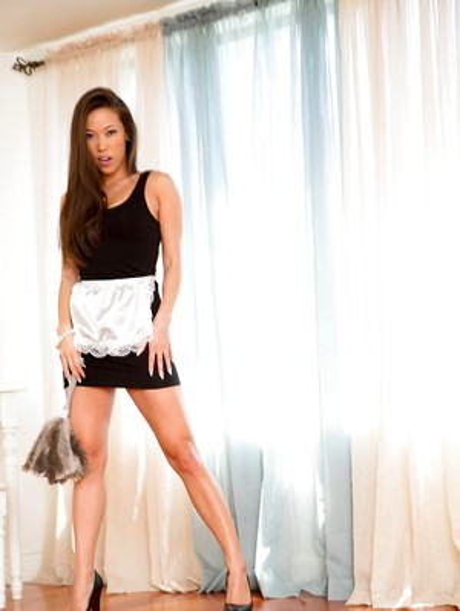 Asian Maid Porn