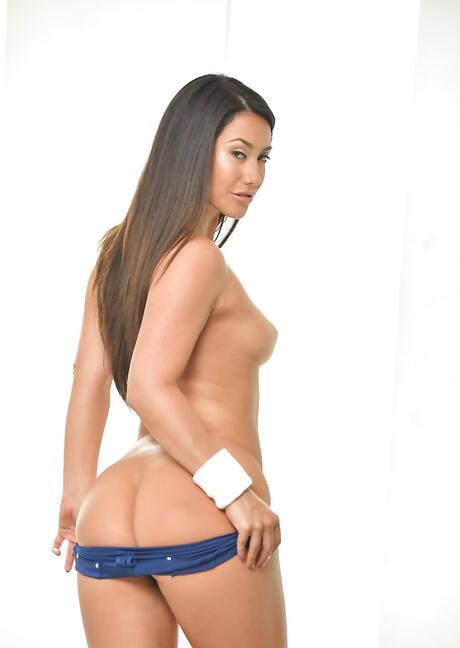 Asian Bubble Butt