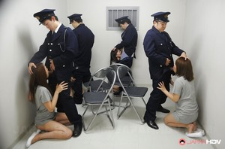 Nude Asian Police